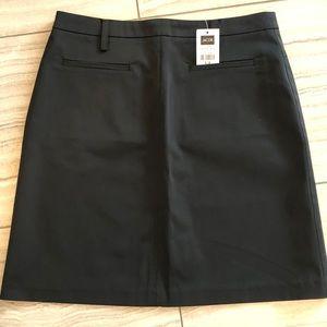 Jacob Classic Blk Mini Skirt (Size 1/2)